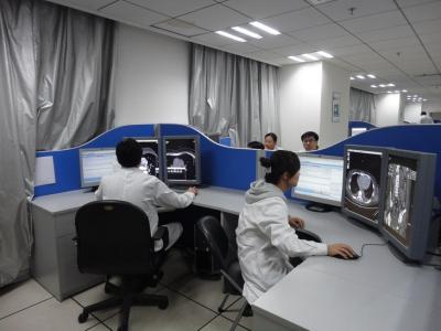 中国医大第一医院PACS信息系